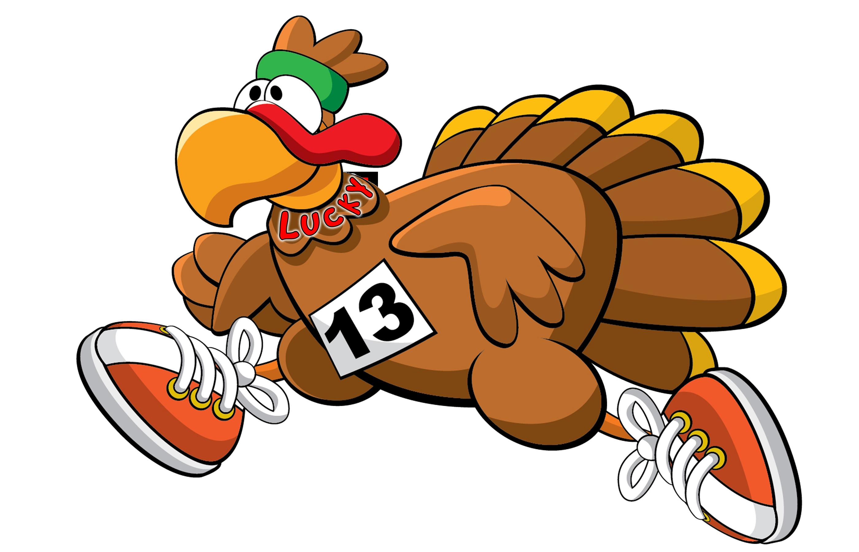 Turkey Trot Friday, 11/16